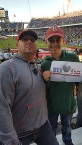 Tommy attended Lockhead Martin Armed Forces Bowl - NCAA Football on Dec 22nd 2018 via VetTix