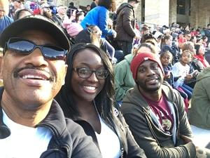 keena attended Lockhead Martin Armed Forces Bowl - NCAA Football on Dec 22nd 2018 via VetTix