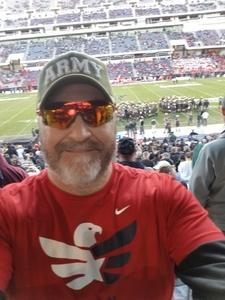 Dalton attended Lockhead Martin Armed Forces Bowl - NCAA Football on Dec 22nd 2018 via VetTix