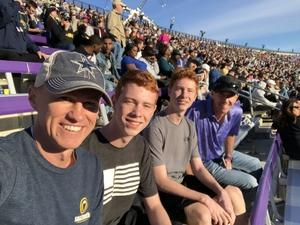 john attended Lockhead Martin Armed Forces Bowl - NCAA Football on Dec 22nd 2018 via VetTix