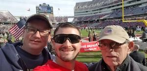 Melvin attended Lockhead Martin Armed Forces Bowl - NCAA Football on Dec 22nd 2018 via VetTix