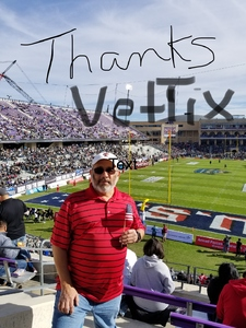 Vee attended Lockhead Martin Armed Forces Bowl - NCAA Football on Dec 22nd 2018 via VetTix