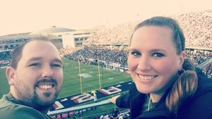 Brice attended Lockhead Martin Armed Forces Bowl - NCAA Football on Dec 22nd 2018 via VetTix