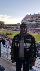 MIguel attended Lockhead Martin Armed Forces Bowl - NCAA Football on Dec 22nd 2018 via VetTix