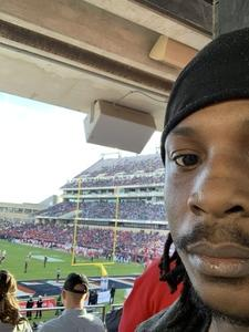 Otis attended Lockhead Martin Armed Forces Bowl - NCAA Football on Dec 22nd 2018 via VetTix