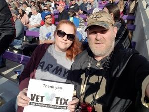 Richard attended Lockhead Martin Armed Forces Bowl - NCAA Football on Dec 22nd 2018 via VetTix