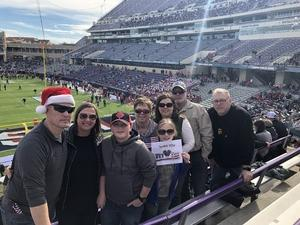 Jim attended Lockhead Martin Armed Forces Bowl - NCAA Football on Dec 22nd 2018 via VetTix