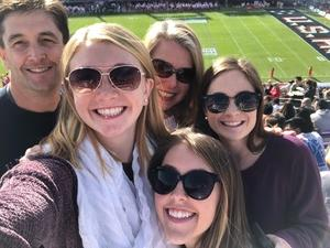 Michael attended Lockhead Martin Armed Forces Bowl - NCAA Football on Dec 22nd 2018 via VetTix