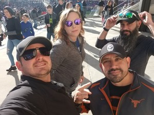 Rene Rodriguez attended Lockhead Martin Armed Forces Bowl - NCAA Football on Dec 22nd 2018 via VetTix