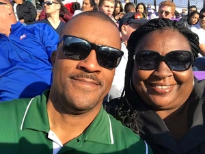Tony attended Lockhead Martin Armed Forces Bowl - NCAA Football on Dec 22nd 2018 via VetTix