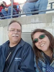 Ralph attended Lockhead Martin Armed Forces Bowl - NCAA Football on Dec 22nd 2018 via VetTix