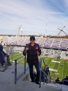 John attended Lockhead Martin Armed Forces Bowl - NCAA Football on Dec 22nd 2018 via VetTix