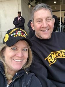 Eva attended Lockhead Martin Armed Forces Bowl - NCAA Football on Dec 22nd 2018 via VetTix