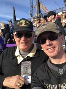 Cord attended Lockhead Martin Armed Forces Bowl - NCAA Football on Dec 22nd 2018 via VetTix
