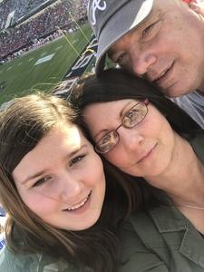 Debbie attended Lockhead Martin Armed Forces Bowl - NCAA Football on Dec 22nd 2018 via VetTix