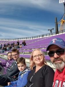 Faydra attended Lockhead Martin Armed Forces Bowl - NCAA Football on Dec 22nd 2018 via VetTix
