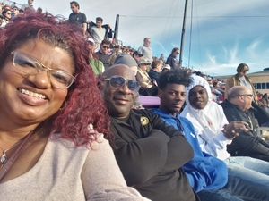 Andy attended Lockhead Martin Armed Forces Bowl - NCAA Football on Dec 22nd 2018 via VetTix