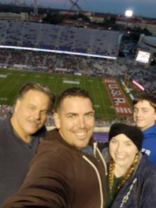 Darrell attended Lockhead Martin Armed Forces Bowl - NCAA Football on Dec 22nd 2018 via VetTix