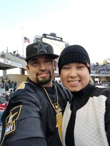 Mario attended Lockhead Martin Armed Forces Bowl - NCAA Football on Dec 22nd 2018 via VetTix