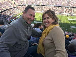 Karen and Al Fountain attended Lockhead Martin Armed Forces Bowl - NCAA Football on Dec 22nd 2018 via VetTix