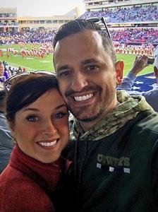 Jason attended Lockhead Martin Armed Forces Bowl - NCAA Football on Dec 22nd 2018 via VetTix