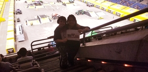 Shiela attended Monster Jam on Jan 12th 2019 via VetTix