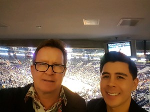 James attended Phoenix Suns vs. Los Angeles Clippers - NBA - *** Suite Level Seating *** on Dec 10th 2018 via VetTix