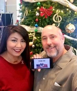 Tom attended The Phoenix Symphony - Holiday Pops - Saturday Matinee on Dec 1st 2018 via VetTix