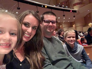 Quenton attended The Phoenix Symphony - Holiday Pops - Saturday Matinee on Dec 1st 2018 via VetTix