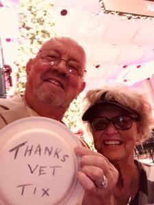 jim attended The Phoenix Symphony - Holiday Pops - Saturday Matinee on Dec 1st 2018 via VetTix