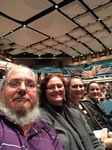 Mark attended Noel - the Musical on Nov 29th 2018 via VetTix