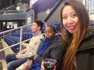 Anh attended Capital City Go-go vs. Long Island Nets - Nbdl on Dec 29th 2018 via VetTix