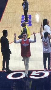 Clyde attended Capital City Go-go vs. Long Island Nets - Nbdl on Dec 29th 2018 via VetTix