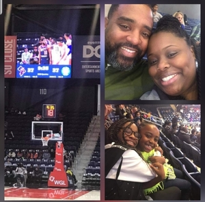 Paul attended Capital City Go-go vs. Long Island Nets - Nbdl on Dec 29th 2018 via VetTix