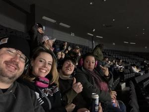 kenneth attended Monster Jam Triple Threat Series on Feb 1st 2019 via VetTix