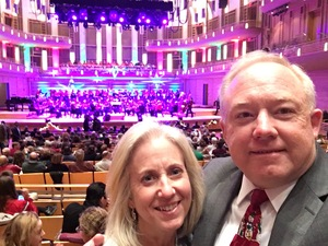 Scott attended Holiday Pops - Presented by National Philharmonic on Dec 7th 2018 via VetTix