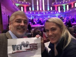Sean & Millie attended Holiday Pops - Presented by National Philharmonic on Dec 7th 2018 via VetTix