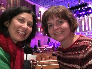 RACHEL attended Holiday Pops - Presented by National Philharmonic on Dec 7th 2018 via VetTix