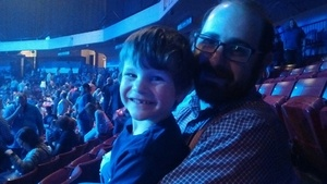 Will attended Marvel Universe Live! Age of Heroes on Feb 7th 2019 via VetTix