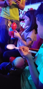 Elizabeth attended Marvel Universe Live! Age of Heroes on Feb 7th 2019 via VetTix