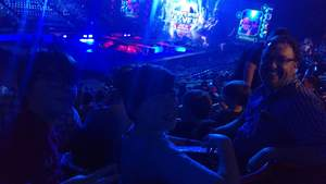 Robert Widmer attended Marvel Universe Live! Age of Heroes on Feb 7th 2019 via VetTix