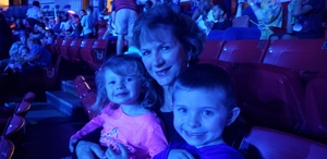 Doug attended Marvel Universe Live! Age of Heroes on Feb 7th 2019 via VetTix