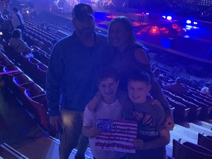 Amanda attended Marvel Universe Live! Age of Heroes on Feb 7th 2019 via VetTix