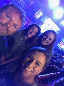 Benjamin attended Marvel Universe Live! Age of Heroes on Feb 7th 2019 via VetTix