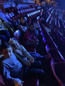 Garieth attended Marvel Universe Live! Age of Heroes on Feb 7th 2019 via VetTix
