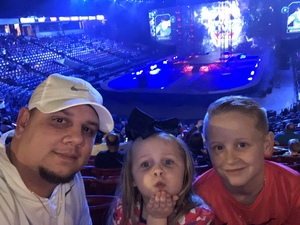 Jerry attended Marvel Universe Live! Age of Heroes on Feb 7th 2019 via VetTix