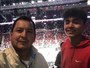 Rafael attended Portland Trail Blazers vs. Orlando Magic - NBA on Nov 28th 2018 via VetTix