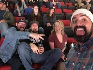 Johnny attended Portland Trail Blazers vs. Orlando Magic - NBA on Nov 28th 2018 via VetTix
