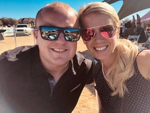 Tim attended Boots and Pearls - Polo Match and Hot Air Balloon Festival - Presented by the Victory Cup on Dec 1st 2018 via VetTix