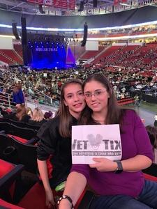Rachael attended Chris Young: Losing Sleep World Tour 2018 - Country on Dec 1st 2018 via VetTix